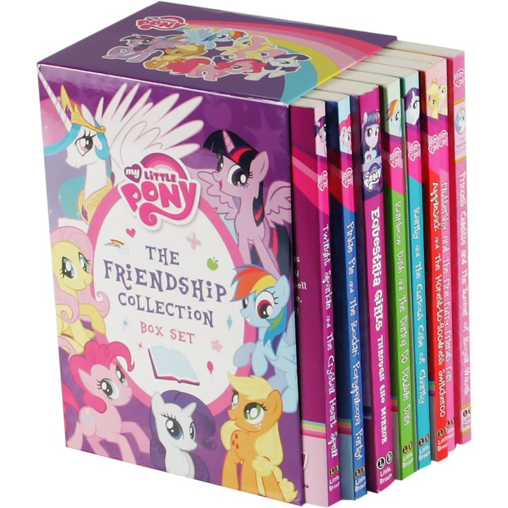 My Little Pony Collection: 8 Book Box Set by G.M. Berrow