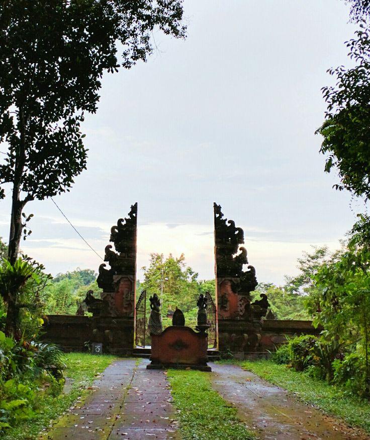 Serenity at Besikalung Temple, Tabanan Regency, Bali