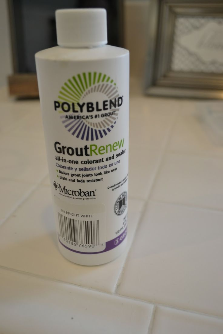 Queen of Kings: Polyblend Grout Renew Review