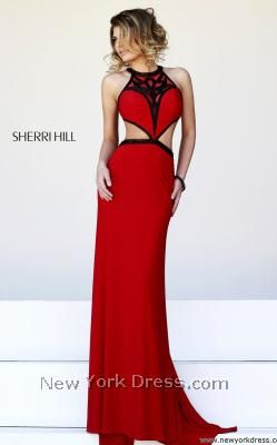 Sherri Hill 11124 - NewYorkDress.com
