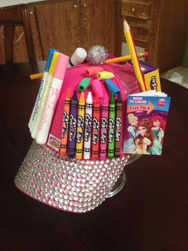 Crazy Hat Day! My hat would have colored pens, chocolate cupcakes, and lesson plans taped to it.
