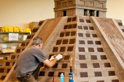 Gallery For Gt The Worlds Biggest Chocolate Cake Imgarcade516 X 340Search By Image Largest