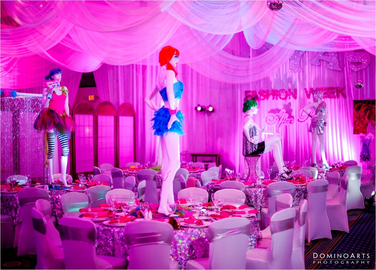 Bat Mitzvah Decor 57 best fashion theme bat mitzvah ideas images on pinterest | bats