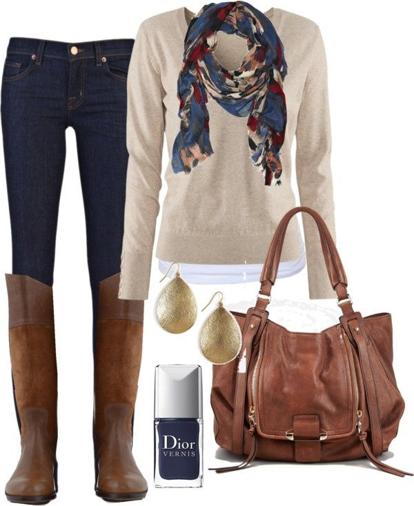 8 everyday casual mom outfits ideas for fall - Page 5 of 8 - women-outfits.com:
