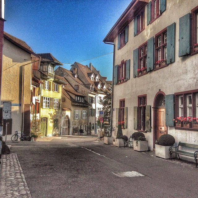 "@macfishs_knipskiste's photo: ""#Switzerland #Schweiz #Basel #Suisse #Svizzera #Oldtown #Scenic"""