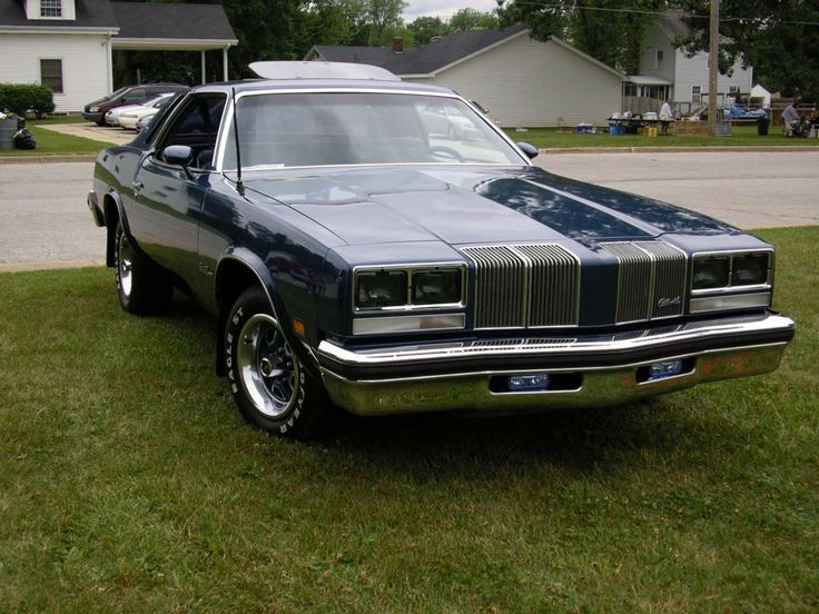 1977 oldsmobile cutlass broughman 1976 oldsmobile for Supreme motors portland oregon