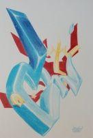 LOOMIT, Untitled, 20,9x29,5 cm