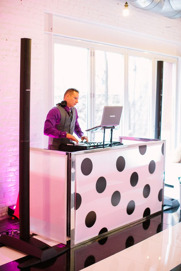 Dj Booth For Sale >> Colorful Kate Spade Inspired NYE Ideas | Dj booth, Dj ...