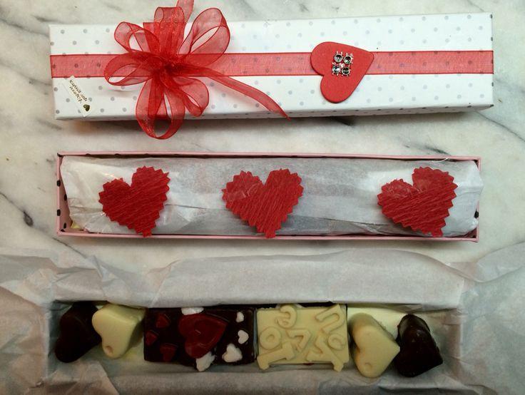 Dia dos namorados  Bonbons caseiros