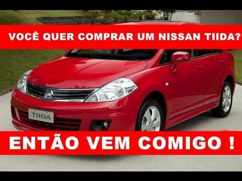 Você pretende comprar um Nissan Tiida ? Então vem comigo!