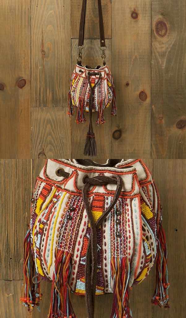 boho bag: one for me, and one for Kynsie! ;-)