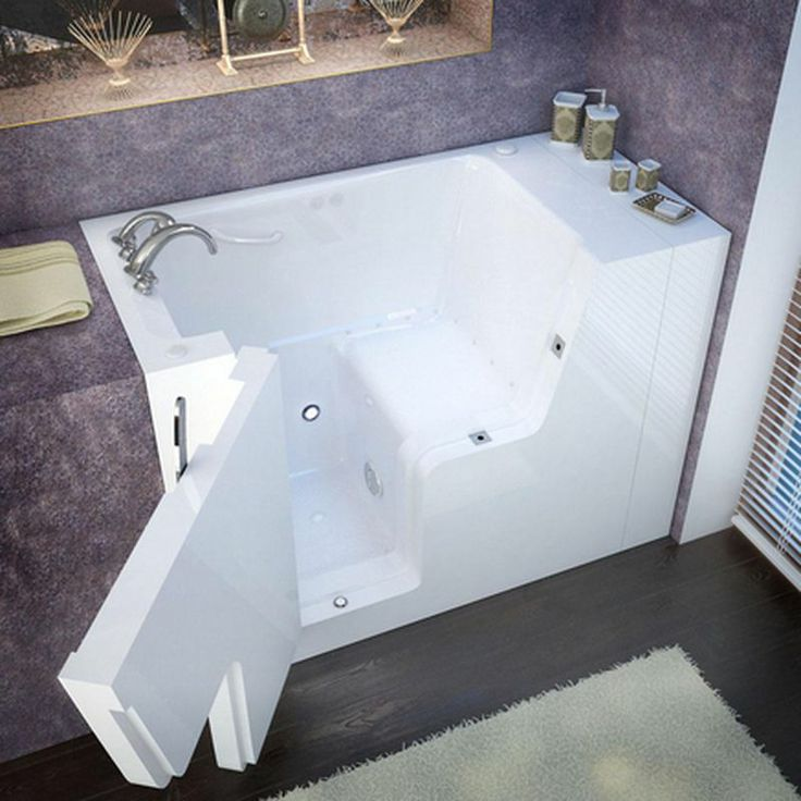 Designed With Limited Mobility In Mind, The Tranquility 2953 Wheelchair  Accessible Walk In Tub