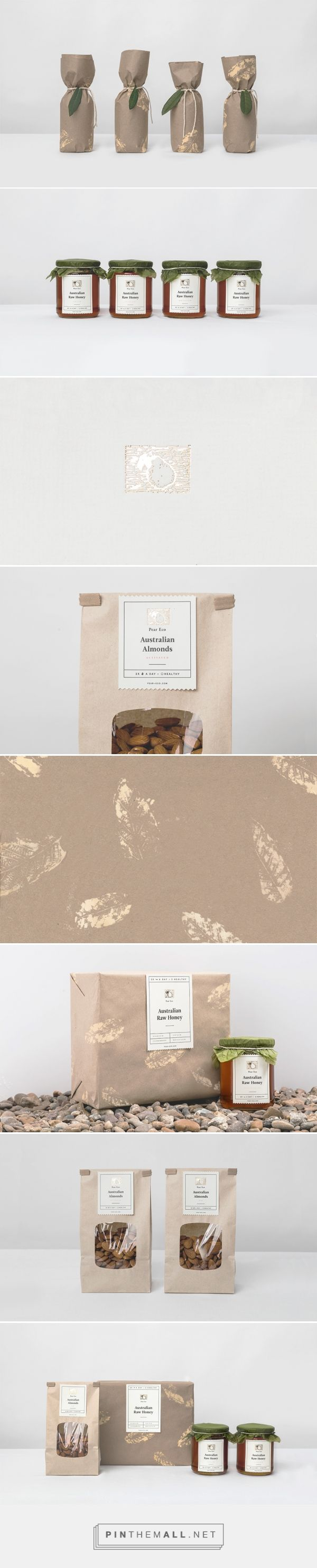 Pear packaging branding on Behance by Futura curated by Packaging Diva PD. A…