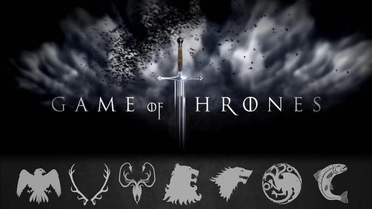 Game of Thrones. I LOVE the HBO series & am even more obsessed with the book series (A Song of Fire and Ice). I could talk about this series all day long so I'll keep it short by simply reiterati