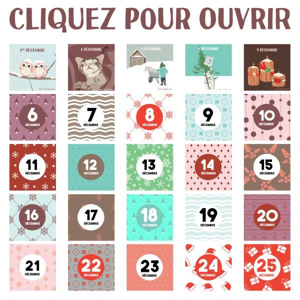 Calendrier de l'Avent : Nous sommes le 6 Décembre... Partagez chaque jour le calendrier de l'Avent sur votre mur pour le faire découvrir à vos amis ! www.merci-facteur.com #calendrierdelavent #avent #avent2016 #calendrier #decembre #hiver #noel #neige #calendar #december #winter #christmas #snow #adventcalendar #J6 #Jour6