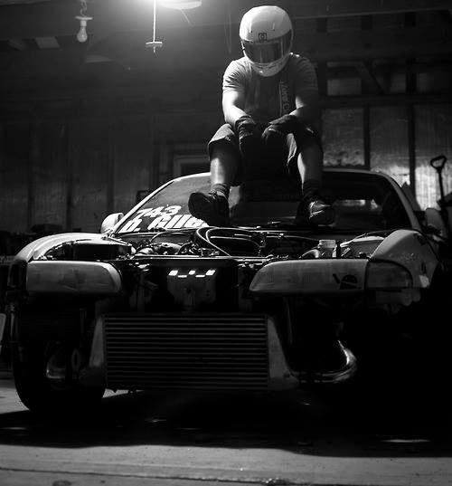 Silvia S14 Drift King