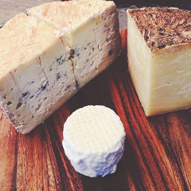 Cheese, glorious cheese at Grandvewe Cheese. #cheese #sheepcheese #tasmania Image Credit: Billy Law