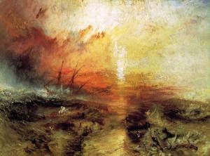 The Slave Ship 1840  Joseph Mallord William Turner