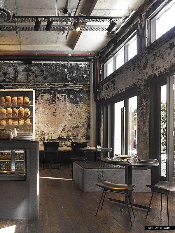 A.BAKER Restaurant Interior // DesignOffice   Afflante.com