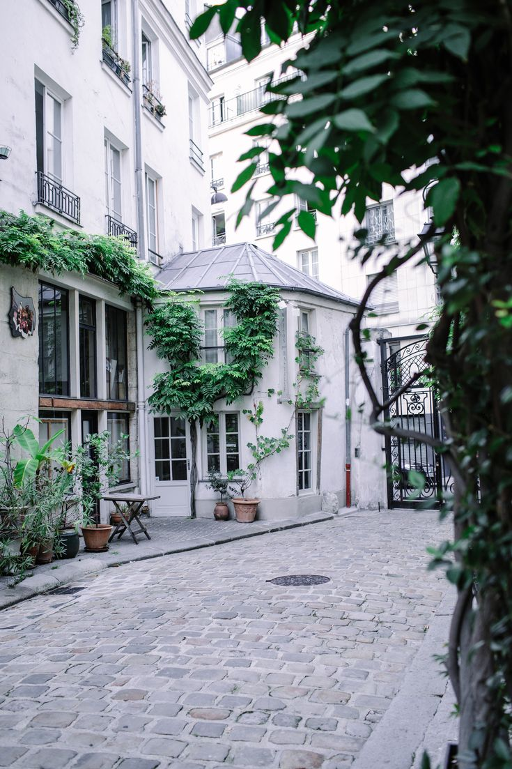 The Ultimate Paris, France Travel Guide: All the Must See Instagram, Travel Photography, Food, Cafes, Things to do, and Shopping Spot plus Travel Tips for the First Time Visitor! Cour Damoye #travel #paris #france