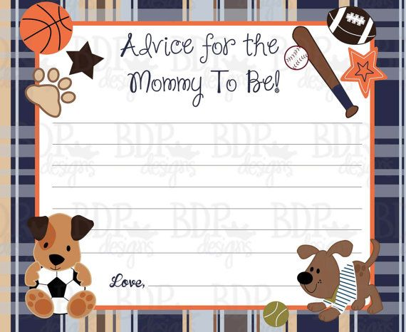 Bow Wow Dog Sports Advice Cards 4 25 Quot X5 5 Quot To Be The O