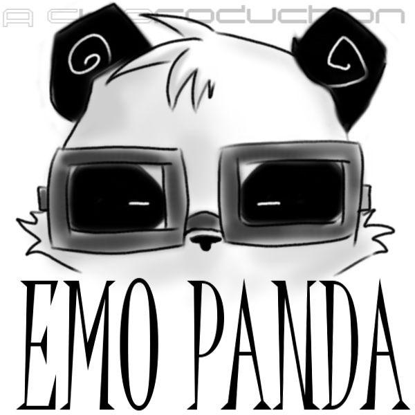 panda emo girl by - photo #27