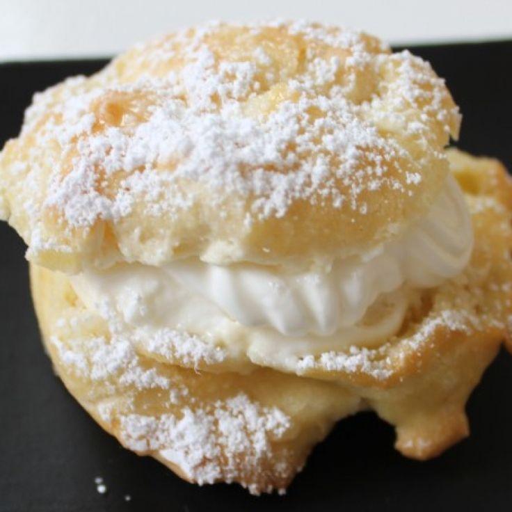 . Extraordinaire Cream Puffs Recipe from Grandmothers Kitchen.