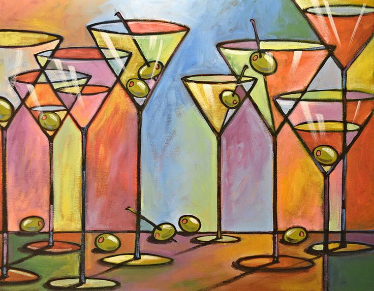 31 best Painting Cocktails & Such images on Pinterest