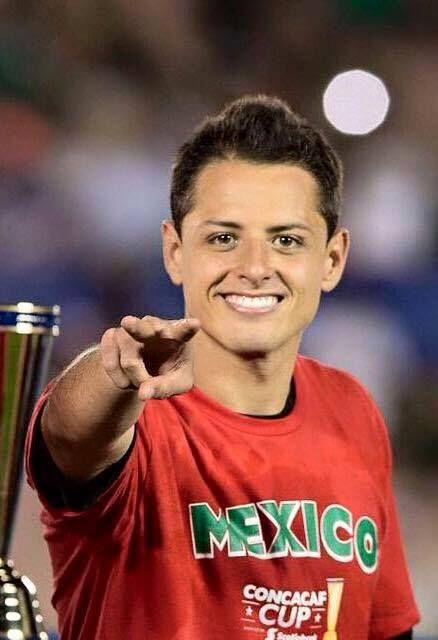 Chicharito - Mexico Campeon Copa Concacaf 2015