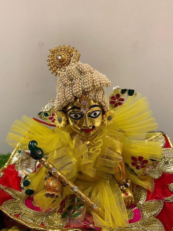 Pin on Laddu Gopal