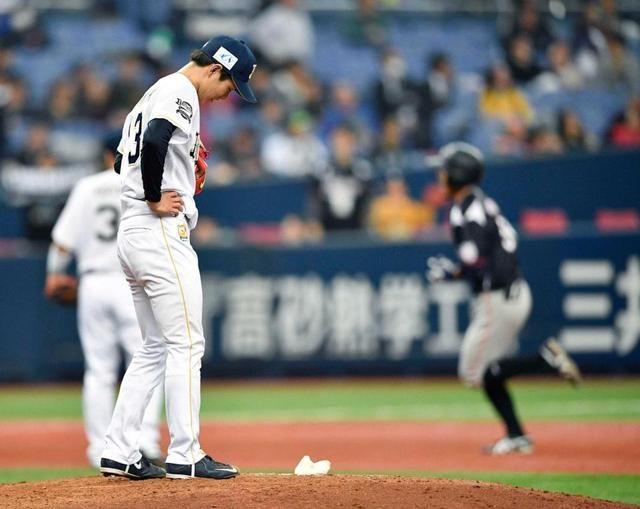 ドラ1山岡「楽しかった」プロ初登板初先発 オリックス逆転負けも手応え/野球/デイリースポーツ online