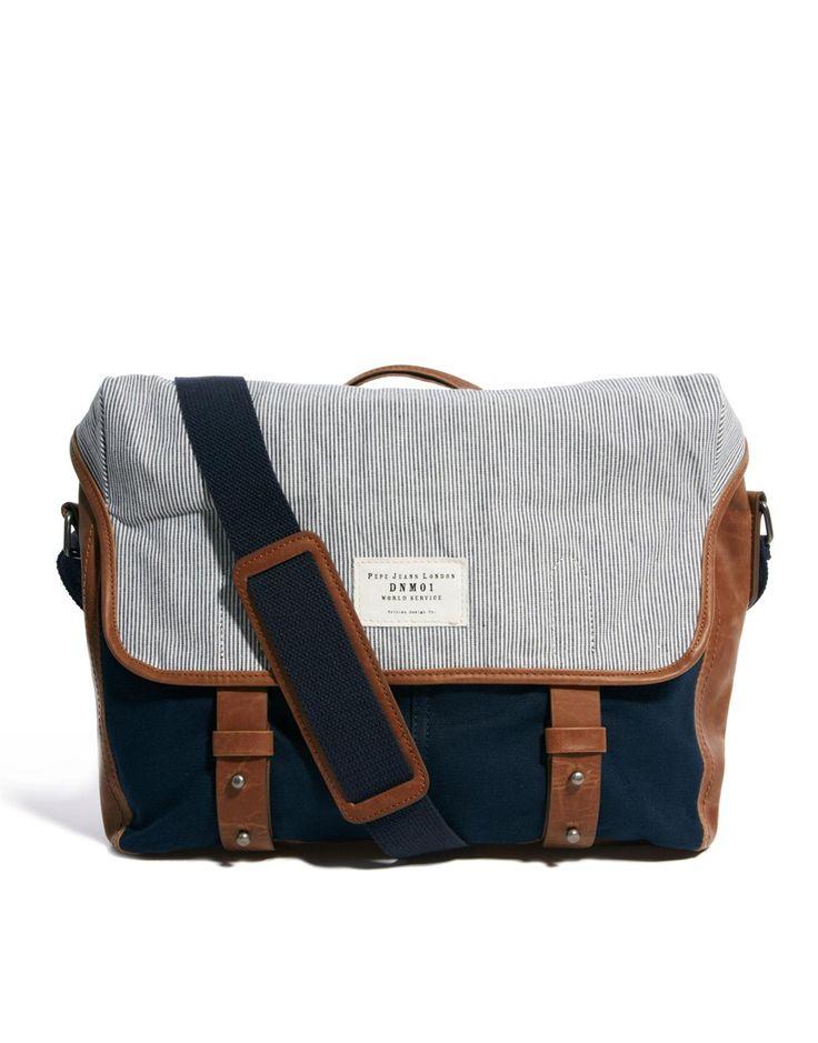 Pepe Jeans Messenger Bag