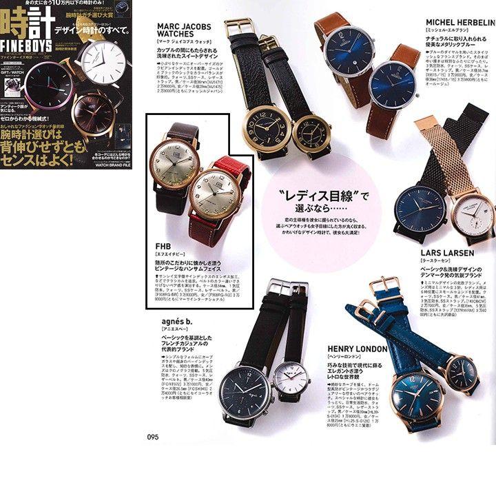 FINEBOYS時計 VOL.11 P95