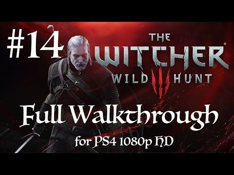 Lets Play The Witcher 3 Wild Hunt Gameplay Walkthrough Part 14 Imperial ...