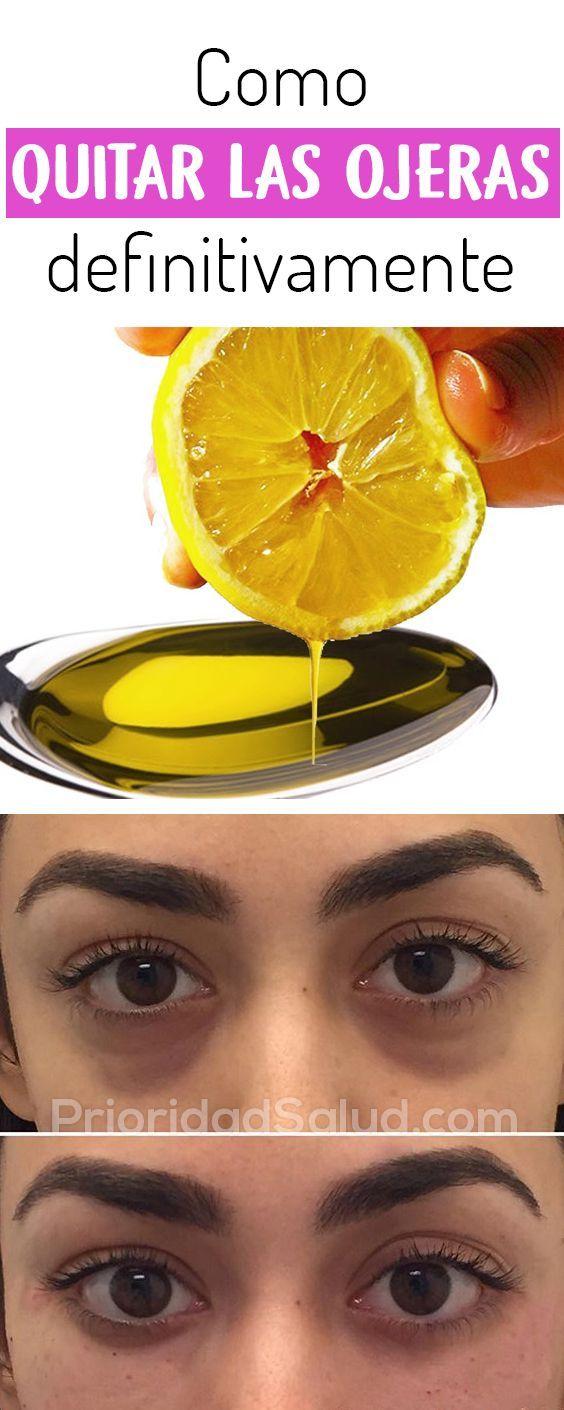 Como Quitar Las Ojeras Y Bolsas En Los Ojos Definitivamente Eliminar Ojeras Bolsas Contorno De Ojos Quita Ojeras Como Eliminar Las Ojeras Ojeras Como Quitar