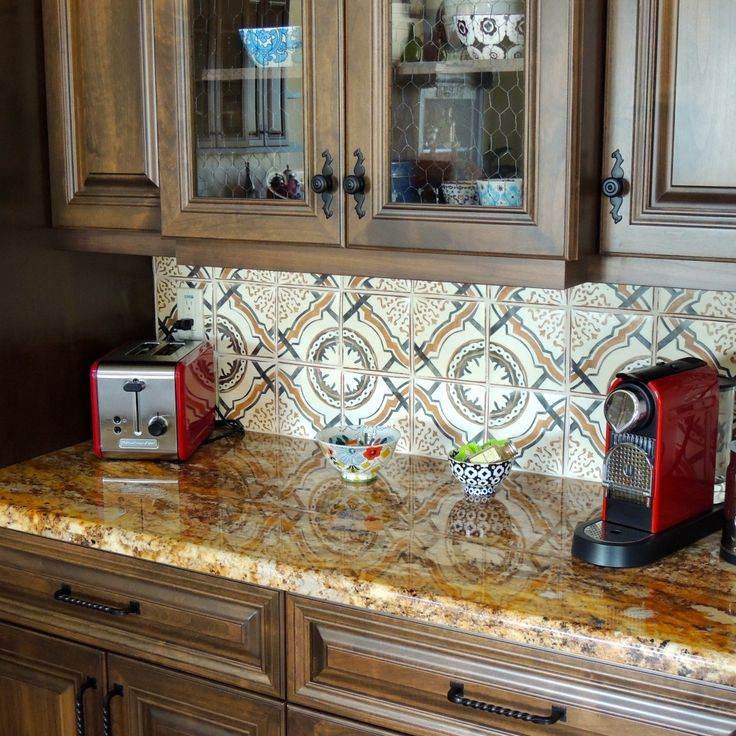 Kitchen Flooring And Backsplash: Polanco 1 Kitchen Backsplash By Tabarka Studio