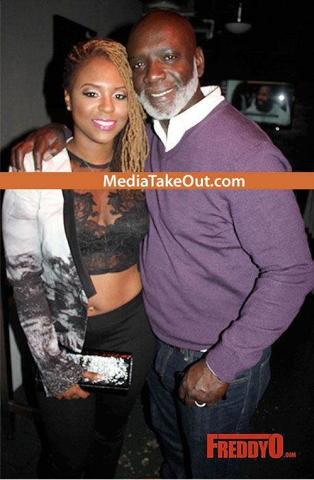 INAPPROPRIATE????? Peter From The Atlanta Housewives Got His HANDS ALL OVER . . . Comedian Kevin Hart's EX-WIFE!!! - MediaTakeOut.com™ 2014