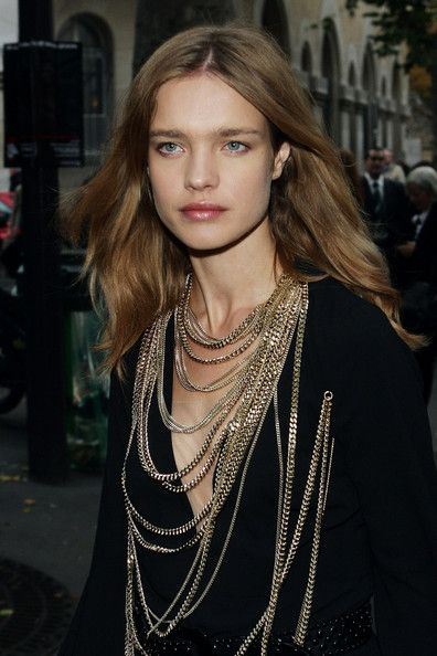 Natalia Vodianova Photo - Givenchy - Paris Fashion Week- Spring/Summer '09