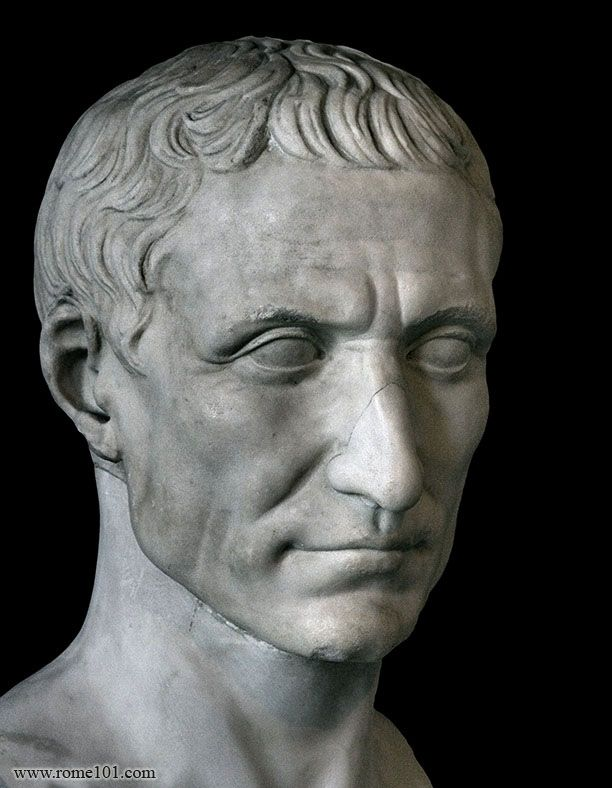 an overview of the julius caesar in the history of roman empire With old-style roman politics in disorder, pompey stepped in as sole consul in 53 bc caesar's military glory in gaul and his increasing wealth had eclipsed pompey's, and the latter teamed.