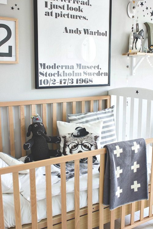 Benjamin's room / via kolegram