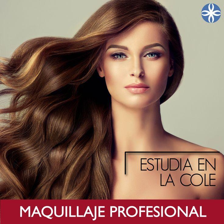Desarrollar destrezas y experiencia en el gremio del #Maquillaje requiere que tengas las mejores bases en ello y seas uno de los mejores. Te invitamos a que vengas, veas y estudies en la mejor institución de #Cosmiatria y #Cosmetologia en Medellín. #AcademiadeMaquillajeMedellín #EstudiarCursosMaquillajeMedellín #CursosMaquillajeMedellin #MaquillajeProfesional