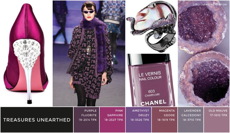 A/W 15/16 Trends