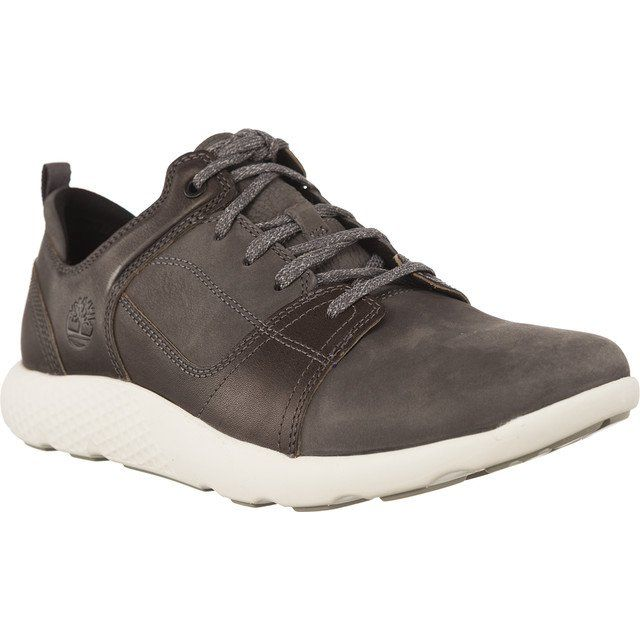 Sportowe Meskie Timberland Timberland Brazowe Flyroam Leather Oxford Forged Iron Leather Oxfords Casual Shoes Shoes Mens
