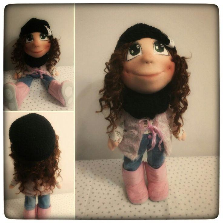 My new handmade doll