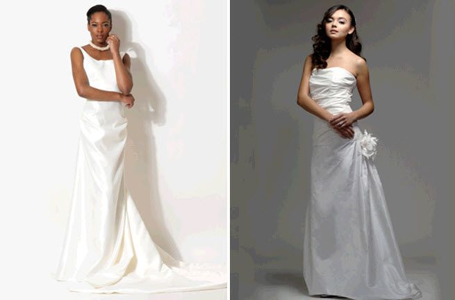 Bride Chic: Stalking The Bridal Look Books- Elizabeth St. John Couture | OneWed