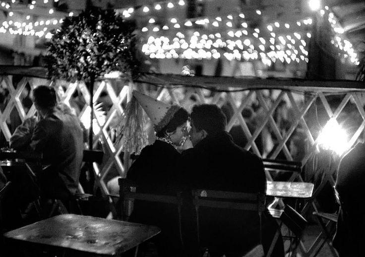 "tamburina: "" Sabine Weiss, 14 Juillet, Paris, 1954 """