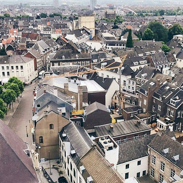 Time to say goodbye to this place that I've come to call home for the last 6 weeks. I'll be back Maastricht