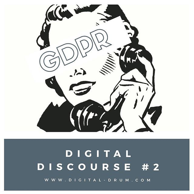 Reposting @digital_drum: Latest #Digital Discourse is out - this month we focus on #GDPR - this is bursting with tips from #experts, so I urge you to give it a read if you're a #digitalmarketing bod! www.digital-freelancer.org/blog #contentmarketing #socialmediamarketing #marketing #marketinglife #dataprotection #datasecurity #brexit #eulaw #digitalmarketer #crm #ICO #information #protocols #databases #mailers #campaigns #mailer #emailmarketing #emarketing #hubspot #acton #marketo…