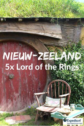 5x plekken in Nieuw-Zeeland die je kent uit Lord of the Rings || Expedia Insider Tips