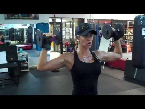 Sexiest Glutes in the World, Super Fitness Model and World Bikini Champi...
